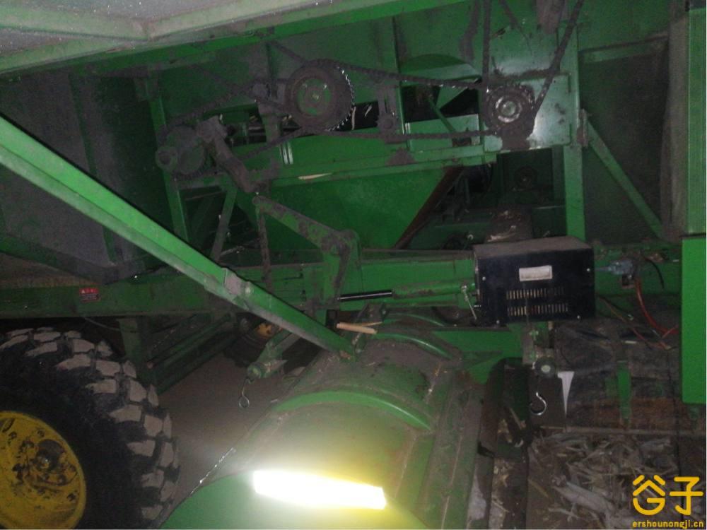 约翰迪尔Y210玉米收割机