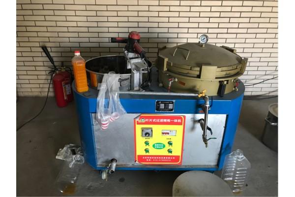 油博士全自动流水线6级榨油机