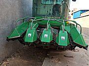 金大丰4YZP-4A玉米收获机