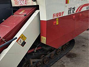 沃得锐龙4LZ-5.0E经典版联合收割机