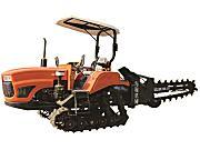 沃工履施FJ-752轻型履带拖拉机