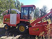 会晟4QZ-2900A自走式青饲料收获机