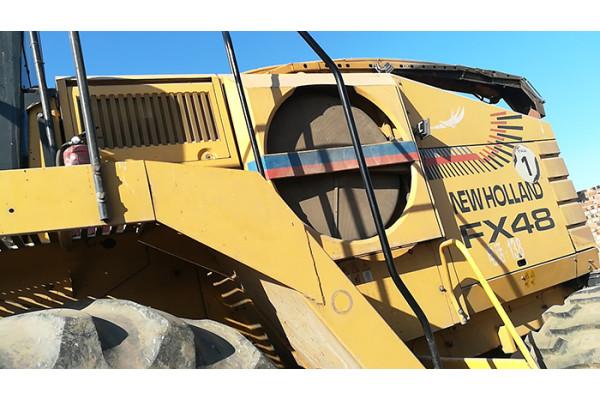 纽荷兰FX48青贮收获机