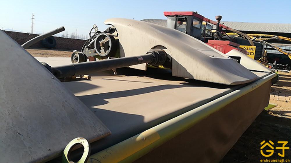 克拉斯割草割台520型