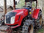 东风1004-2轮式拖拉机