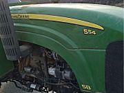 约翰迪尔554拖拉机