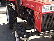 奔野普兴504轮式拖拉机