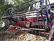 沃得DR25A型履带式联合收割机
