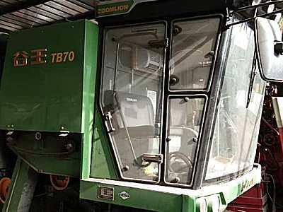 奇瑞谷王 TB70小麦收割机
