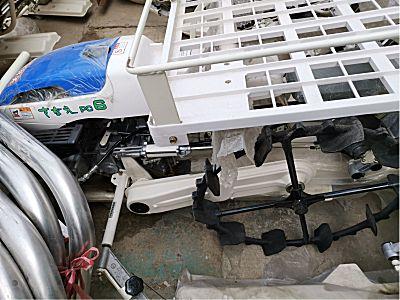 东风井关PC6手扶步进式插秧机