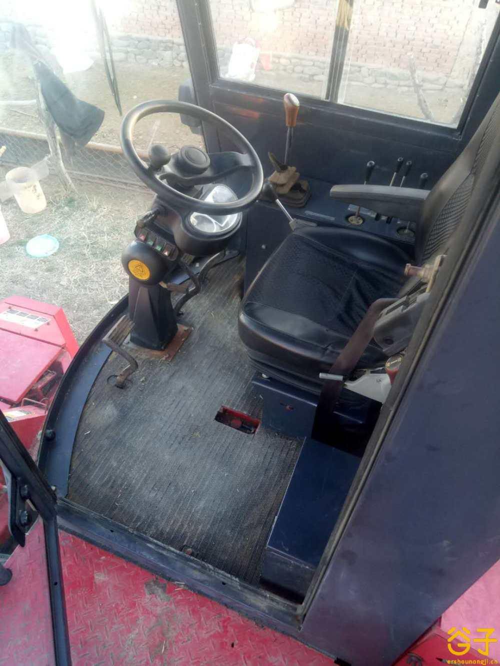 牧神4QSZ-2200型自走式青(黄)贮饲料收获机