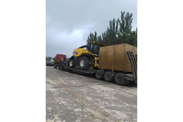 纽荷兰FR9060青贮收获机