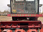 正泰4YZP-4四行玉米收割机