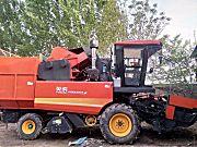 河北英虎4YZB-4型玉米收获机