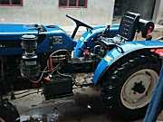 雷沃404大棚王轮式拖拉机