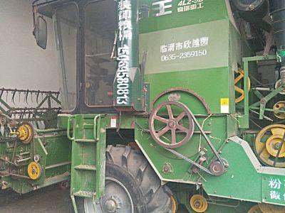 谷王TB50(4LZ-5B)型小麦收割机