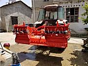汉美1GSZ-380型水田埋茬耕整机