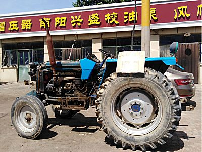 上海纽荷兰SNH650拖拉机
