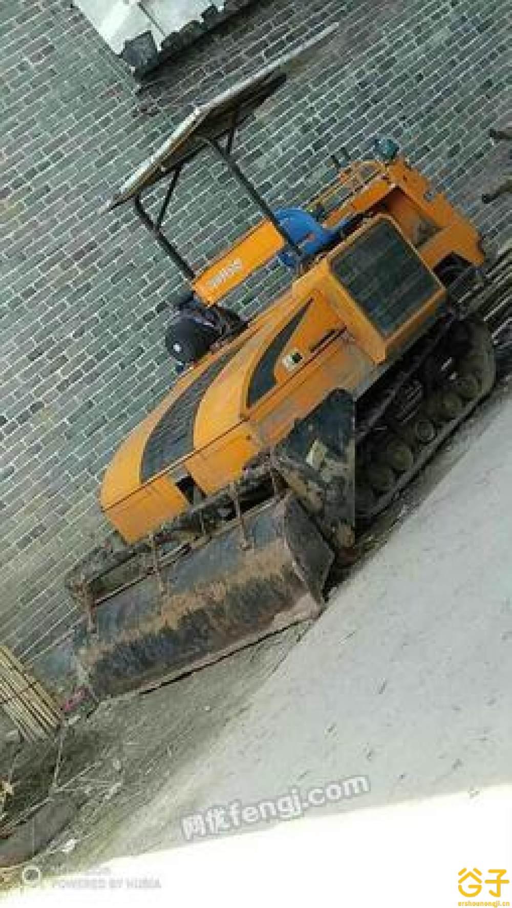 龙舟1GNQZ-230履带自走式旋耕机