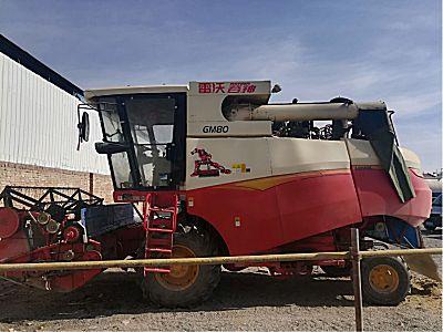 雷沃谷神GM80(4LZ-8M)谷物联合收割机