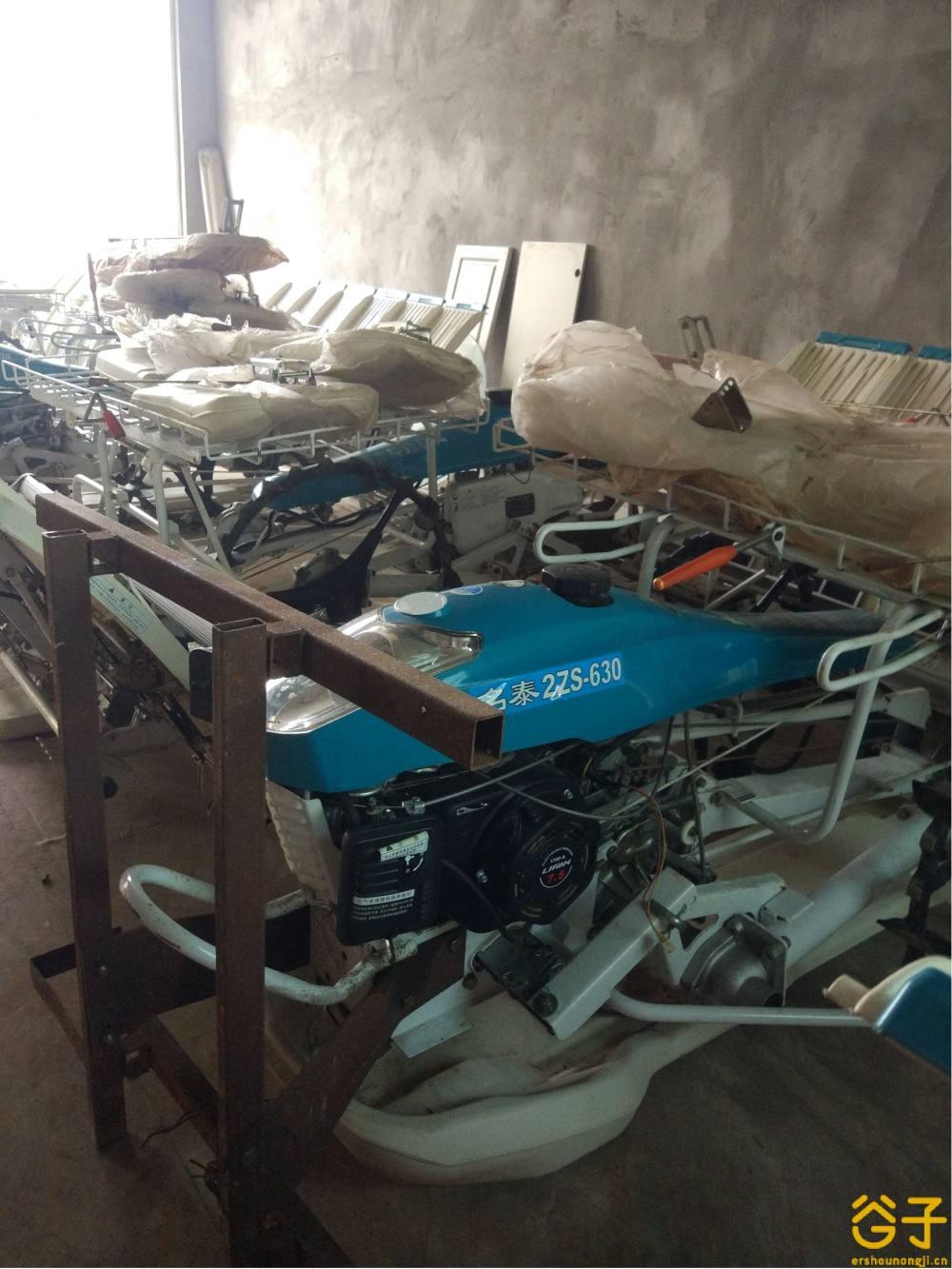 名泰2ZS-630步行式机动水稻插秧机