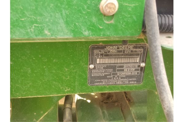 约翰迪尔6B-954拖拉机