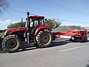 东方红LX1254拖拉机