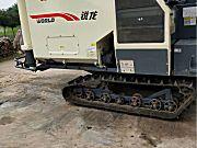 沃得锐龙尊享版4LZ-6.0E履带式全喂入联合收割机