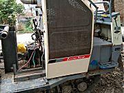 改装履带式拖拉机