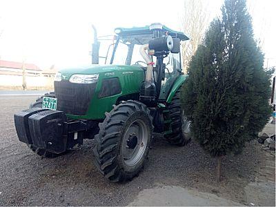常发农装1504拖拉机