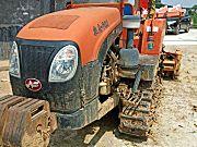 农夫NF-502轻型履带拖拉机