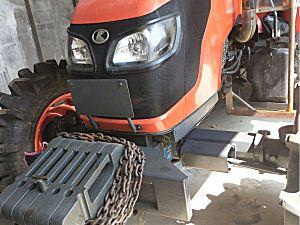 久保田M954拖拉机