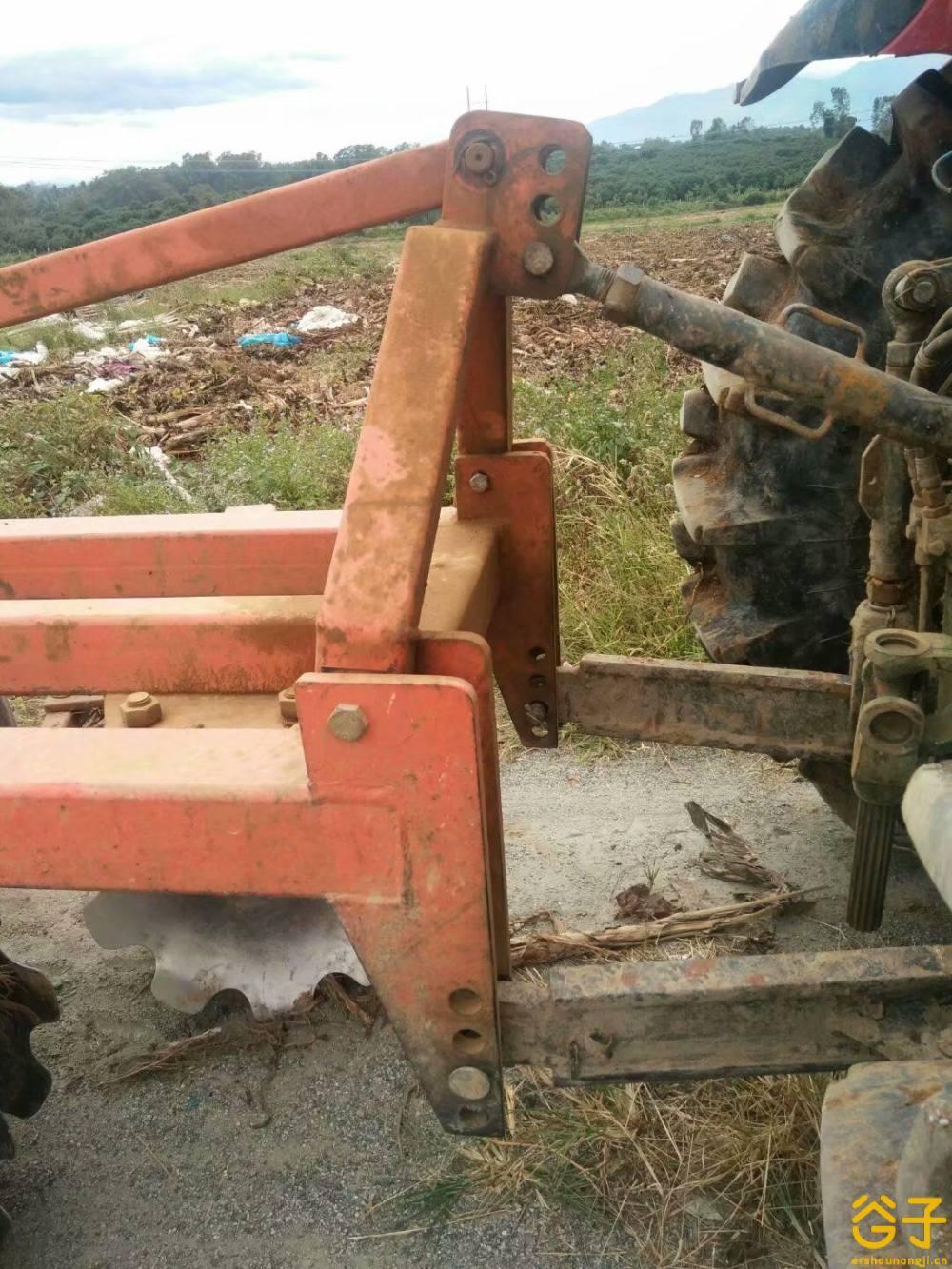 东风904拖拉机