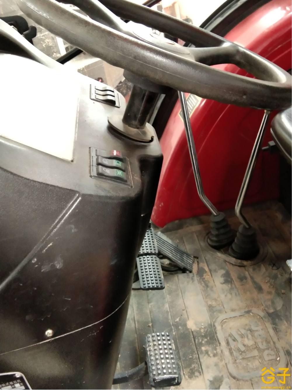 东风1204拖拉机
