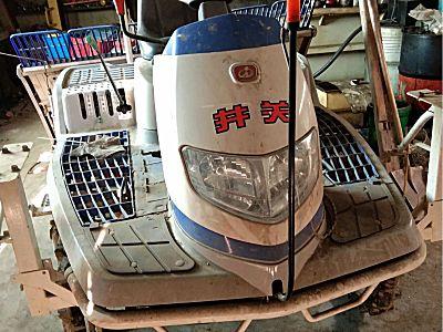 井关pz60乘坐式高速插秧机