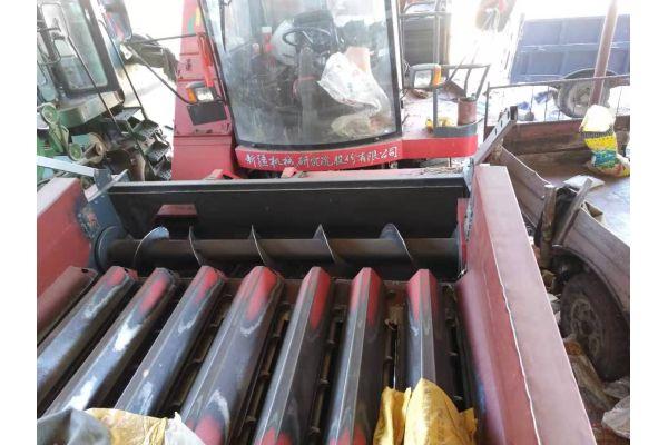牧神4YZB-8玉米收割机