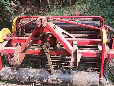 豪丰230型花生茎块机