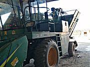 海山4YZH -4自走式玉米收割机