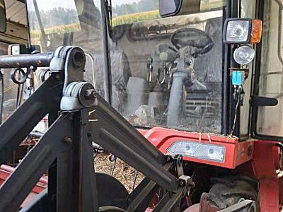 福田雷沃GE50小麦联合收割机