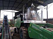 金大丰4YZP-3玉米收割机