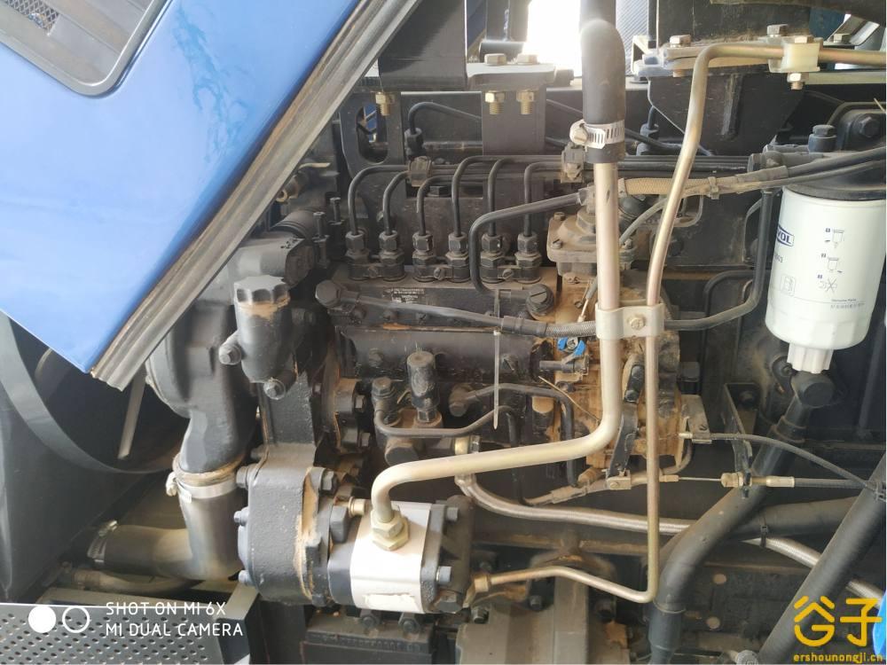 福田雷沃1204-D拖拉机