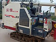 沃得銳龍4LZ-5.0E收割機