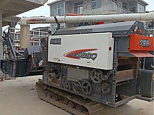 久保田4LZ-4(988)全喂入履带收割机
