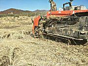 大同62水稻收割机