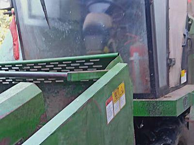谷王CG-30玉米收获机