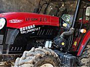 東方紅LF1204拖拉機