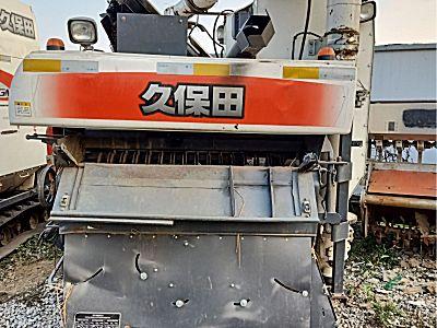 久保田588收割机