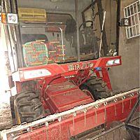 雷沃GE50小麥收割機