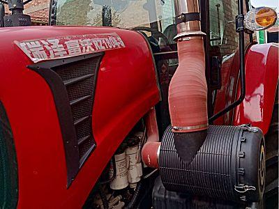 二手瑞泽富沃RZ1804-s拖拉机