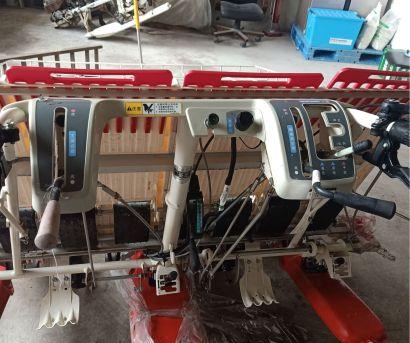 洋马2ZQS-4手扶插秧机